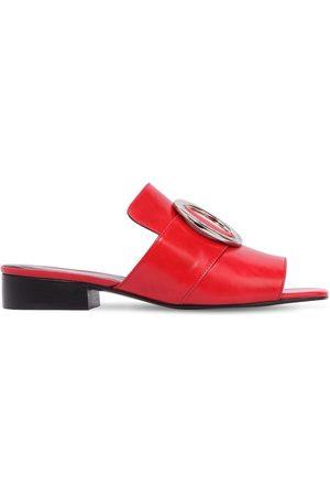 DORATEYMUR Kvinna Sandaler - 25mm Harput Leather Slide Sandals