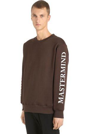 MASTERMIND Mastermind Sleeves Printed Sweatshirt
