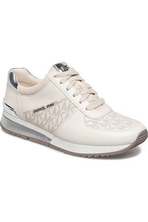 Michael Kors Kvinna Sneakers - Allie Wrap Trainer Låga Sneakers