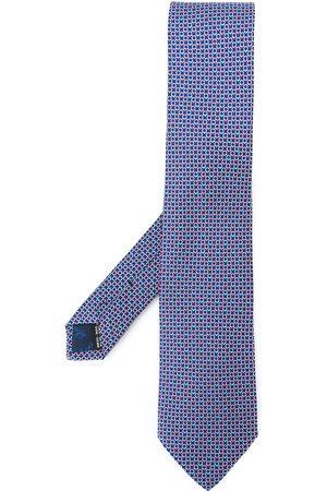 Salvatore Ferragamo Man Slipsar - Designer stylised tie