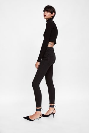 Zara THE HIGH WAIST ESTILA TRUE