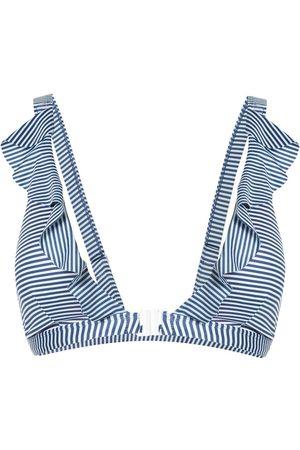 Duskii Kvinna Bikinis - Spritz bikiniöverdel med volang
