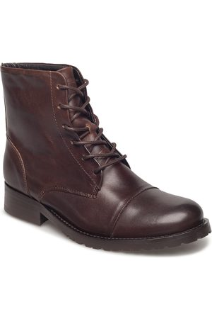 Royal RepubliQ Ave Midcut Shoes Boots Ankle Boots Ankle Boots Flat Heel