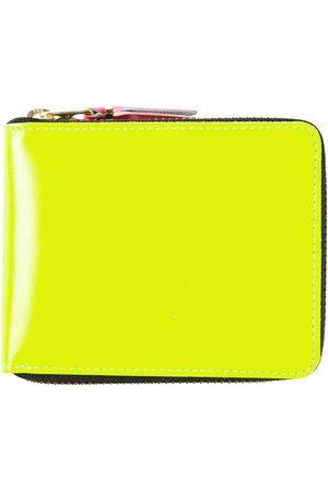 Comme des Garçons New Super Fluo' wallet