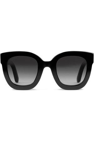 Gucci Solglasögon med runda bågar
