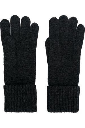 N.PEAL Kvinna Handskar & Vantar - Ribbade handskar
