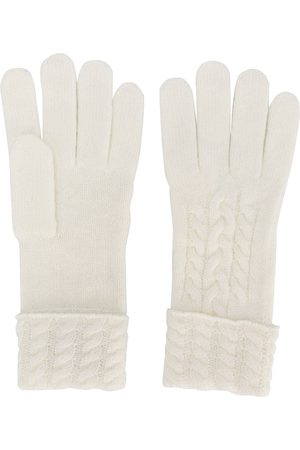 N.PEAL Kabelstickade handskar