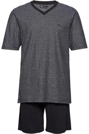 JBS Pyjamas T-Shirt And Shorts Pyjamas Grå