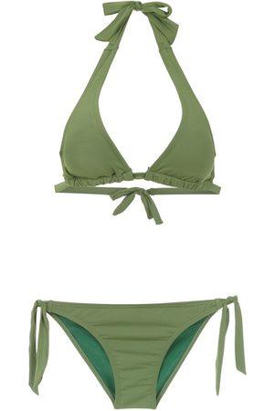 AMIR SLAMA Kvinna Bikinis - Plain bikini set