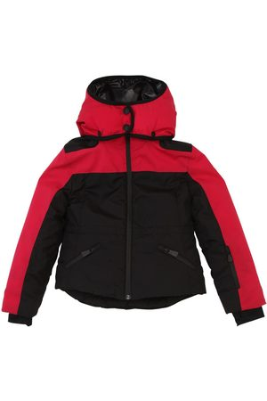 Moncler Laurens Nylon Ski Down Jacket