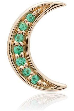 Andrea Fohrman Smaragdörhänge med halvmåne