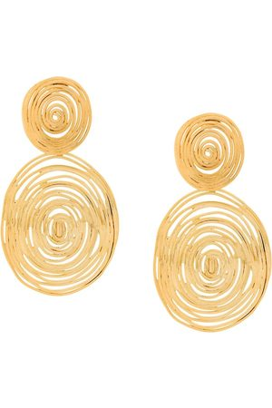 Gas Bijoux Wave earrings