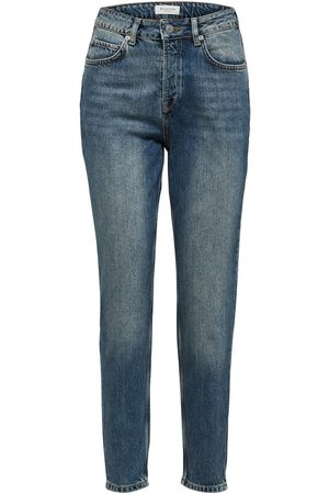 Selected Jeans Blue Mom
