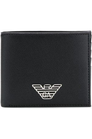 Emporio Armani Plånbok med logotypplakett
