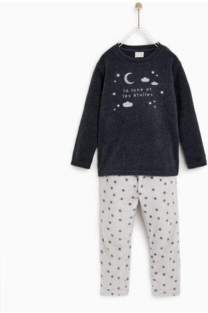 Zara Kvinna Pyjamas & Myskläder - PYJAMAS MED GLITTER