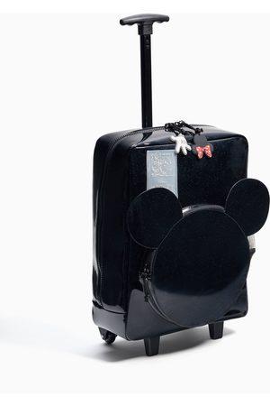 Zara Kvinna Resväskor & Baggage - MICKEY MOUSE® TROLLEY SUITCASE