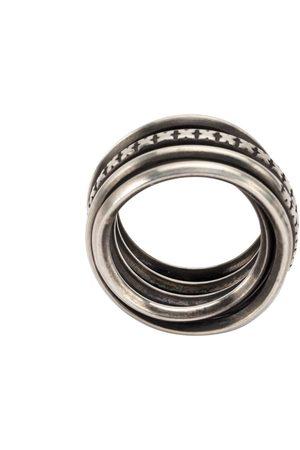 WERKSTATT:MÜNCHEN Ringar - Ring med korsmärken