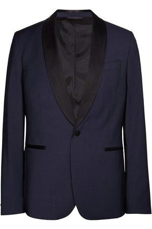 J Lindeberg Blazer Savile Tux Comfort Wool