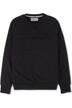 Calvin Klein Embossed Logo Sweatshirt