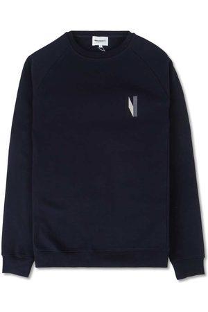 Norse projects Ketel Crew Multi Logo sweatshirts