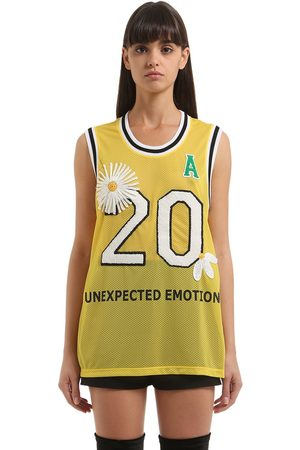 Missoni Kvinna Sportutrustning - Lvr Editions Mesh Basketball Jersey