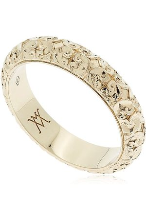 VANZI Man Ringar - Florentine Gentlemen Wedding Ring