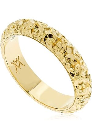 VANZI Man Ringar - Florentine Gentlemen Wedding Ring