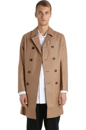MACKINTOSH Man Kappor & Rockar - Rubberized Wool Coat