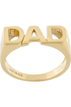 Maria Black Man Ringar - Dad ring