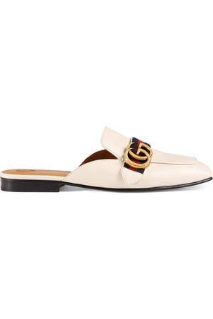 Gucci Kvinna Tofflor - Leather slipper