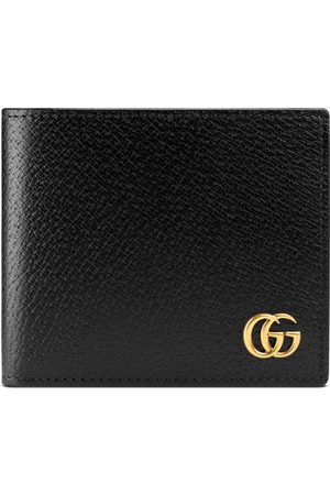 Gucci Man Plånböcker - GG Marmont leather coin wallet