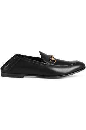 Gucci Man Lågskor & Loafers - Horsebit leather loafer