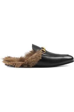Gucci Tofflor - Princetown leather slipper