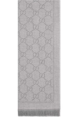 Gucci Kvinna Sjalar   Halsdukar - GG jacquard knitted scarf . 900ed02350df0