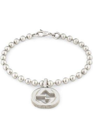 Gucci Kvinna Armband - Interlocking G bracelet in silver