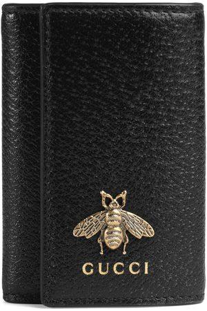 Gucci Man Nyckelringar - Animalier leather key case