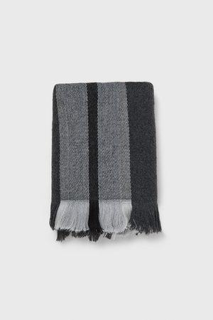 Zara Kvinna Sjalar & Halsdukar - Rutig halsduk