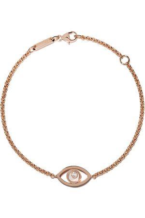 Chopard Diamantarmband i 18 karat roséguld med berlocker