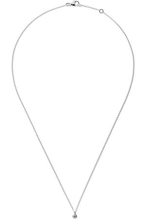 De Beers My First Aura diamanthalsband i 18K vitt guld