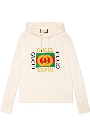 Gucci Print hooded sweatshirt