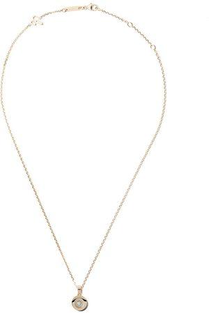 Chopard 18kt Happy Diamonds Icons pendant