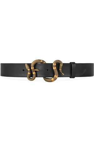Gucci Skärp med ormspänne