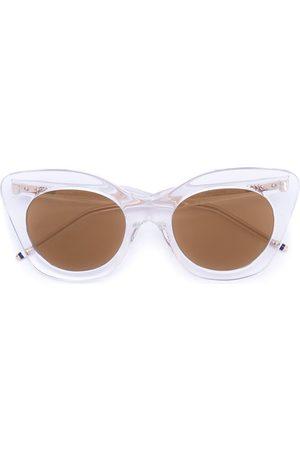 Thom Browne Cat-eye-solglasögon