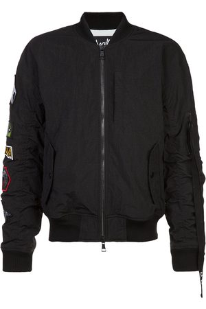 HACULLA Pray For Revolution bomber jacket