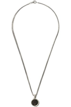 David Yurman Man Halsband - Tree of Life amulett