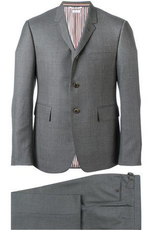 Thom Browne Klassisk kostym med slips i Super 120's Twill
