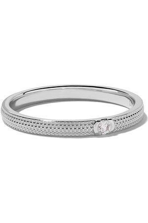 De Beers Azulea 18kt diamantband i vitt guld