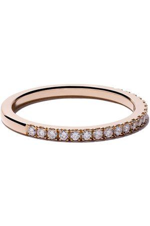 De Beers DB Classic diamantring i 18K roséguld