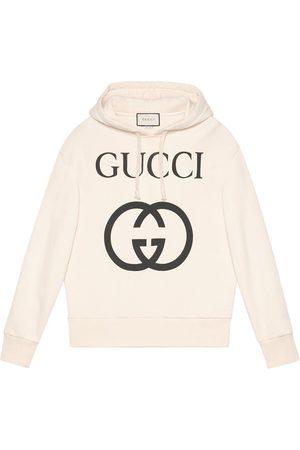 Gucci Huvtröja med GG-logotyp