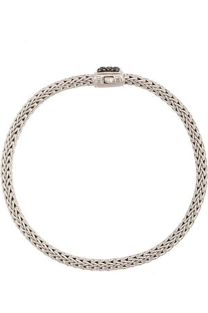 John Hardy Classic Chain armband med safir